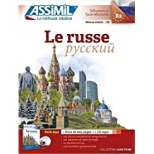 Le russe : Niveau B2 (1CD audio MP3)