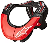 Collare BIONIC TECH CARBON rosso Tg L-XL