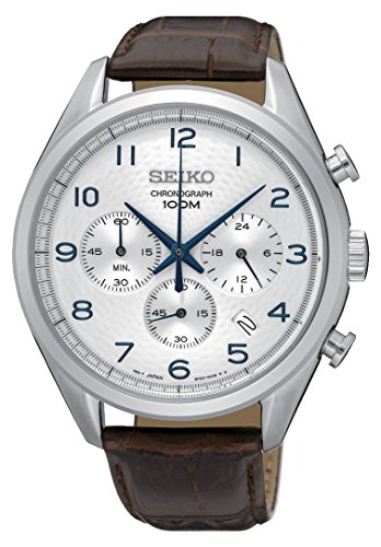 Seiko Reloj Unisex de Analogico SSB229P1