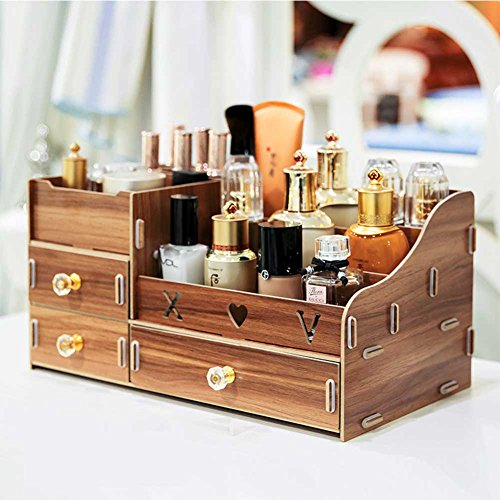 Scrivania Fai Da Te Legno.Dr Nezix Cosmetic Case Box Holder Legno Forniture Forniture Custodia
