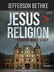Jesus > Religion - Student Book by Jefferson Bethke (2014-11-15)