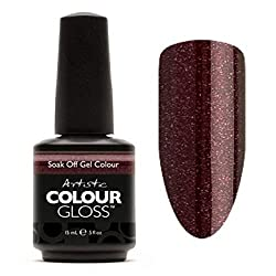 Artistic Gel Polish Artistic Nail Design Colour Gloss Diva Chic 15ML - LOU03004