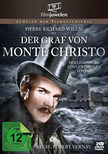 Bild von Der Graf von Monte Christo (1943) - Filmjuwelen [2 DVDs]