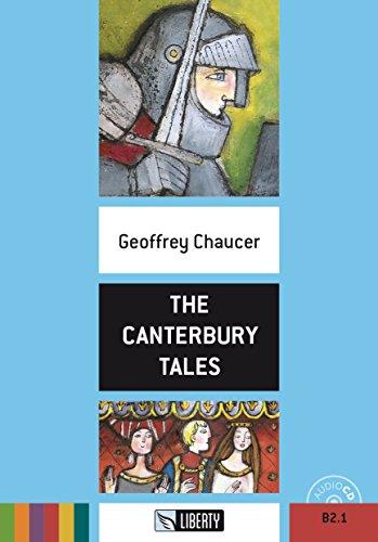 The Canterbury tales. Ediz. ridotta. Con CD Audio