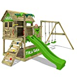 FATMOOSE Spielturm TikaTaka Town XXL Stelzenhaus*