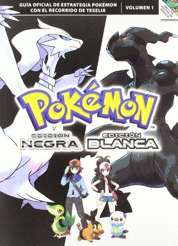 Guía Pokemon Black & White