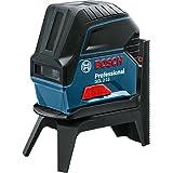 Bosch Professional Punkt- und Linienlaser GCL 2-15 mit Halterung RM 1, Karton, 1 Stück, 0601066E00