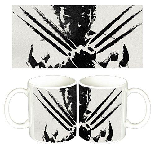 X Men Wolverine Lobezno Hugh Jackman F Taza Mug