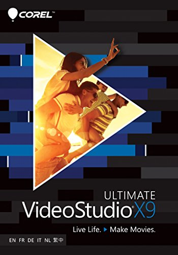 Corel VideoStudio X9 Ultimate