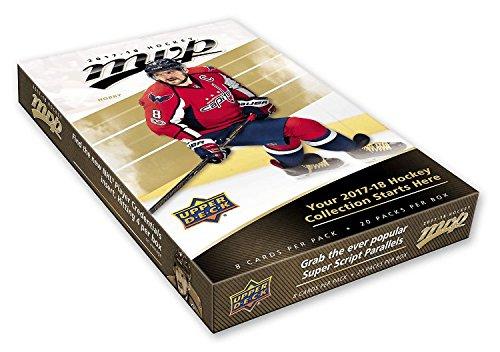 Upper Deck 2017-18 NHL MVP