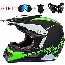 0aad7f6b08cfd lanlan casco Integral Moto para hombre personalizado Vintage
