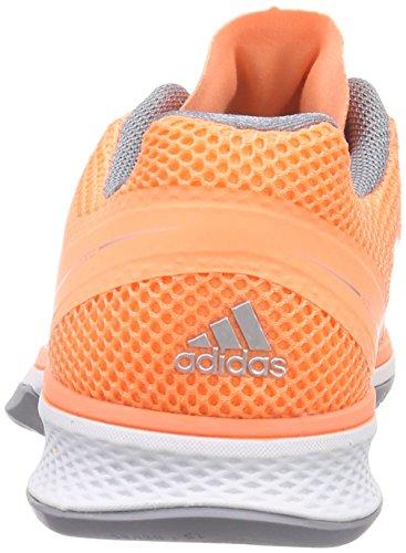 adidas W Adizero Counterbl, Scarpe da Pallamano Donna Arancione (Orange (flash orange s15/ftwr white/grey))