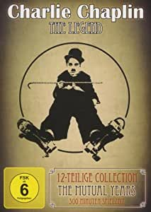 Charlie Chaplin-the Legend (12-Teilige Collection) [Import anglais]