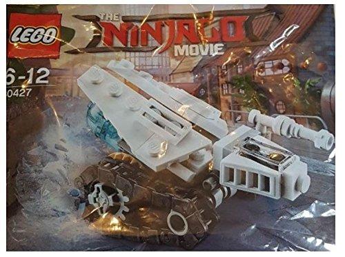 Preisvergleich Produktbild Lego - Ninjago Movie - 30427 Ice Tank Eispanzer Polybag