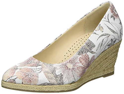 Gabor Shoes Damen Fashion Wedges, Mehrfarbig (Fall 48), 40.5 EU (7.5 UK)