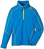 CMP Jungen Funktions Skishirt, Royal/Lemon, 98, 3L25834