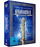 Highlander - Staffel 5 *LimitedEdtion* [7 DVDs]