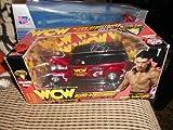 Best Wcw  Nitro - Wcw Nitro Streetrods Chris Benoit Halloween Havok 1/24 Review