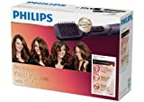 Philips Pro Care Airstyler (Ionen-Funktion, ThermoProtect) HP8656/00, 1000 Watt, violett -