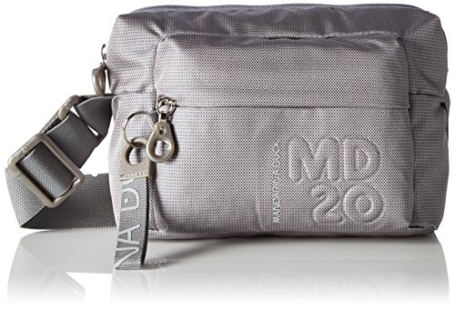 Mandarina Duck - Md20 Tracolla, Borse a spalla Donna Grigio (Paloma)
