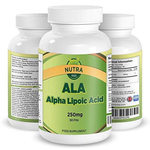 Acido Alfa Lipoico, Potente antiossidante, distrugge i radicali liberi, incrementa