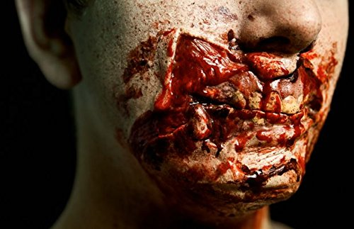 Kostüm Zwerg Schminken - Meralens Latex Maske Körperteile Fasching Zombie