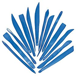 Baker Ross 14 Clay Model Pottery Sculpey Tools 14cm for Modelling