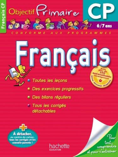 OBJECTIF PRIMAIRE - Français CP