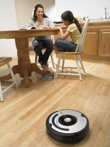 iRobot Roomba 555 Staubsaug-Roboter / 1 Automatische Wand - 9