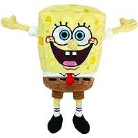 Ty UK Beanie Baby - Spongebob Best Day Ever Soft Toy