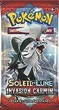 Ultra Pro  - POSoleil et Lune 402 - Booster Pokémon Soleil et Lune Invasion Carmin (Version Française)