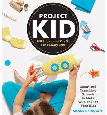 Portada del libro [(ProjectKid)] [ By (author) Amanda Kingloff ] [April, 2014]