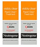 Best Boots Hand Treatments - 2x Neutrogena Visibly Clear Rapid Clear Spot Treatment Review