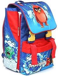 Angry Birds - Mochila escolar ampliable