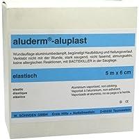 ALUDERM aluplast Wundverb.Pfl.6 cmx5 m elast. 1 St Pflaster preisvergleich bei billige-tabletten.eu