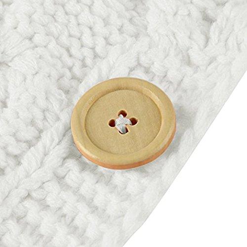 Neugeborene Baby Wickeldecke Wrap, winmany Infant Kleinkind Baby knit Decke SWADDLE Schlafsack Kinderwagen Winter Warm für 0–12Monate Baby