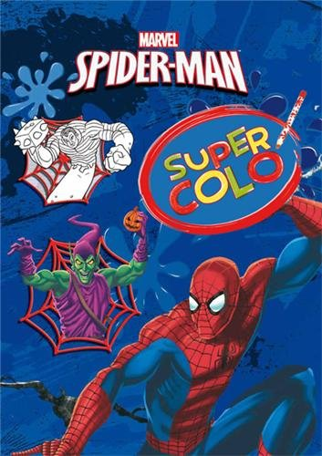 Spiderman, super colo