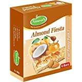 Natural's Dry Fruit Bars Almond Fiesta (Pack of 6)
