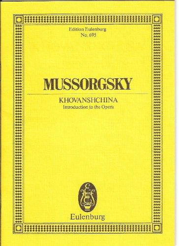 Khovanshchina - Introduction to the Oper...