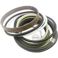 SK250-6E Boom Cylinder Seal Kit - SINOCMP Oil Seal Kits para Kobelco SK250-6E Excavator Parts, 3 Month Warranty