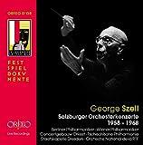 George Szell: Salzburger Orchesterkonzerte [Box Set]