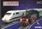 fleischmann. die modellbahn der profis. HO 1994/95 D. katalog.