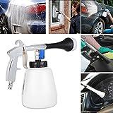 Aimage Wäsche Schaumpistole Waschen Gun Schaumsprüher Komprimierte Luftreiniger Reiniger Microfaser Schaum Reinigung für Auto/Garten Reinigung