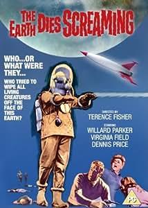 The Earth Dies Screaming (1964) DVD Reg 2
