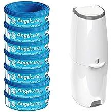 Angelcare Windeleimer Comfort Plus inkl. 7 Kassetten