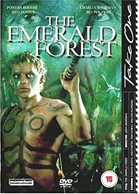 The Emerald Forest [DVD] by Powers Boothe