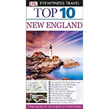 Top 10 New England (DK Eyewitness Top 10 Travel Guides)