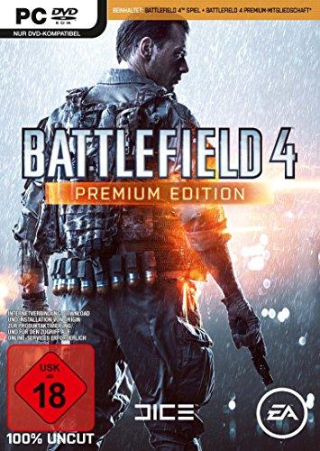 Battlefield 4 - Premium Edition - [PC] (Pc-battlefield 4)