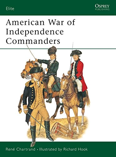 American War of Independence Commanders (Elite)
