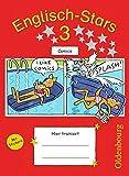 Englisch-Stars - Allgemeine Ausgabe: 3. Schuljahr - Comics: Übungsheft. Mit Lösungen